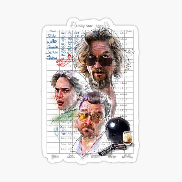 The Dudes Sticker