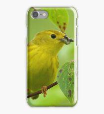 Yellow Warbler iPhone Case/Skin