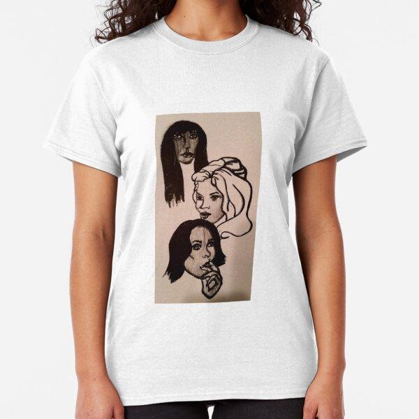 French Girls Classic T-Shirt