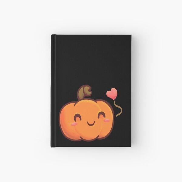 Happy Pumpkin Hardcover Journal