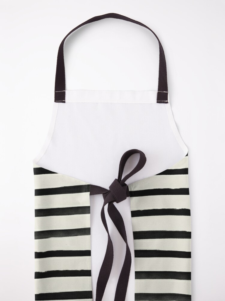 Alternate view of Sunshine x Stripes Apron