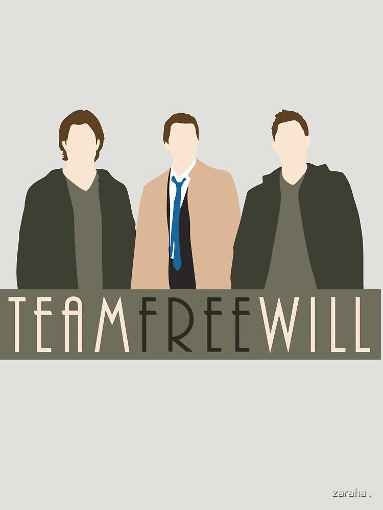Team Free Will | Unisex T-Shirt