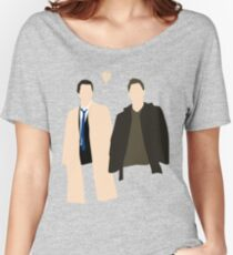 Destiel is real Women's Relaxed Fit T-Shirt