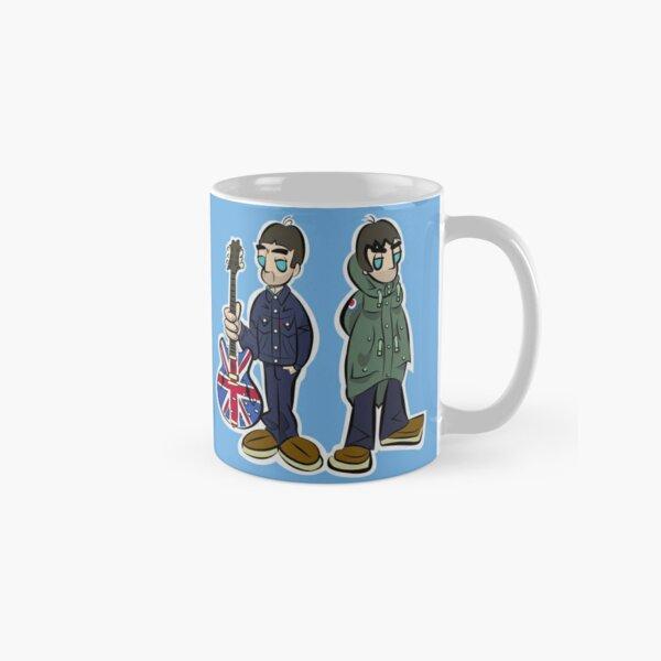 The Brothers Gallagher - (LGv1 x NGv1 - Cartoon styled) Classic Mug