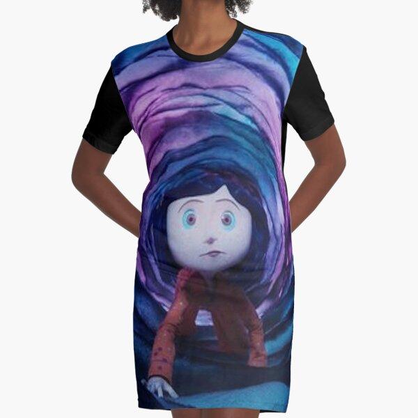 Coralina Vestido camiseta