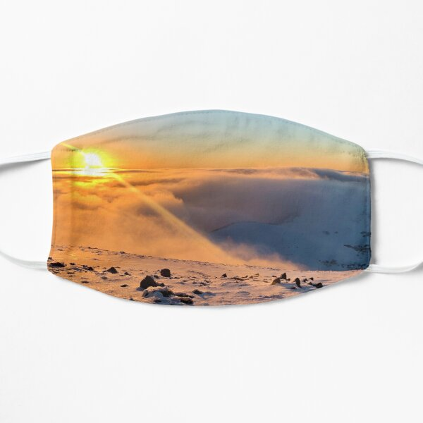 Summit Sunset, Mt Hotham Mask