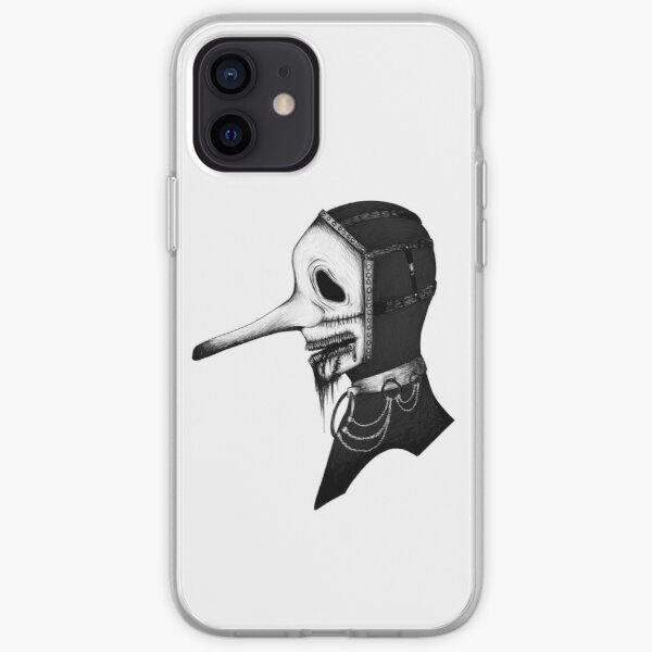 Chris Fehn Sticker Coque souple iPhone