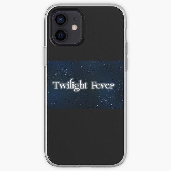 fiebre crepuscular Funda blanda para iPhone