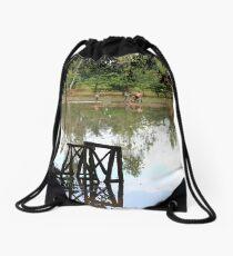 Thailand Drawstring Bag