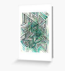 Embed - Weave Series Greeting Card