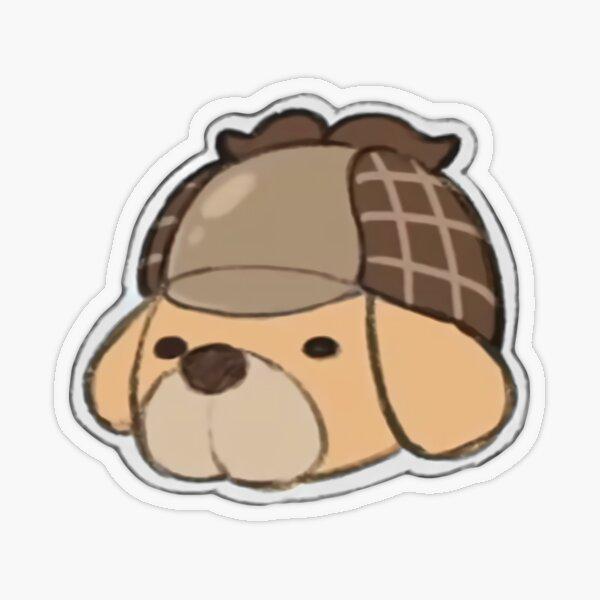 Bubba > Watson Amelia Mascot - Hololive #hololiveEnglish #holoMyth Transparent Sticker