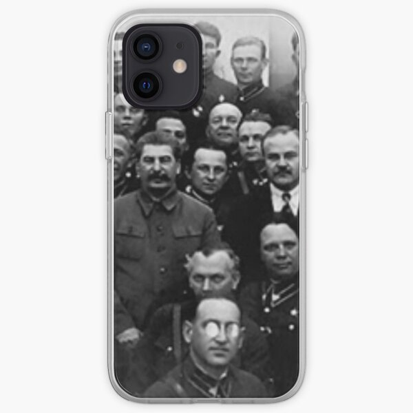Stalin and the NKVD - Сталин и НКВД iPhone Soft Case