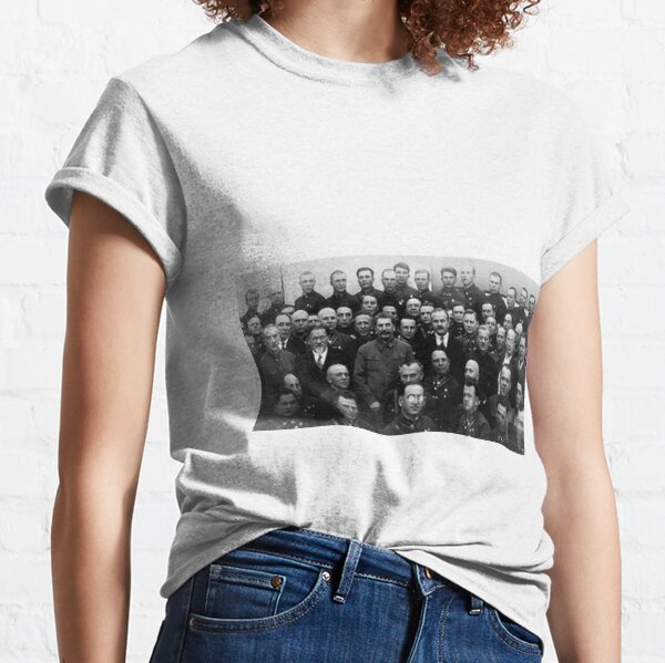 Stalin and the NKVD - Сталин и НКВД Classic T-Shirt