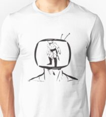 Saga Prince Robot IV stencil T-Shirt
