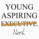 Young Aspiring Nerd by pixhunter