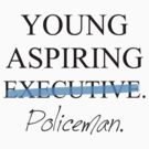 Young Aspiring Policeman by pixhunter
