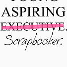 Young Aspiring Scrapbooker by pixhunter