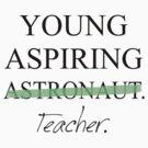 Young Aspiring Teacher by pixhunter