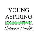 Young Aspiring Unicorn Hunter by pixhunter