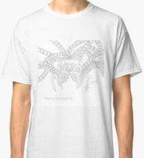 "Matrix Sentinel AKA ""Squiddy"" Classic T-Shirt"