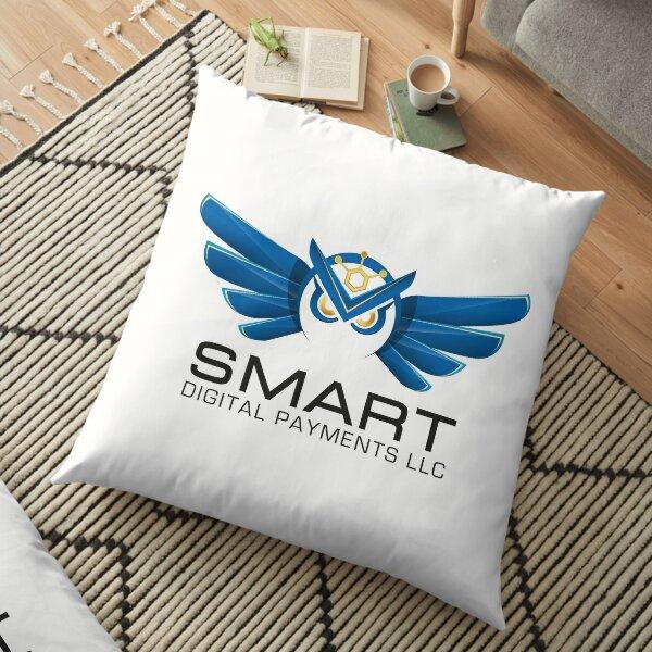Smart Digital Payments Floor Pillow