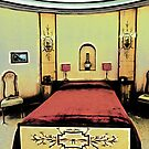 The Art Deco Bedroom by PictureNZ