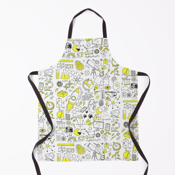 Science Rules Apron