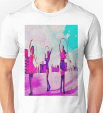 New York City Rooftop Unisex T-Shirt