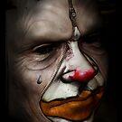 Tears of a clown by MortemVetus