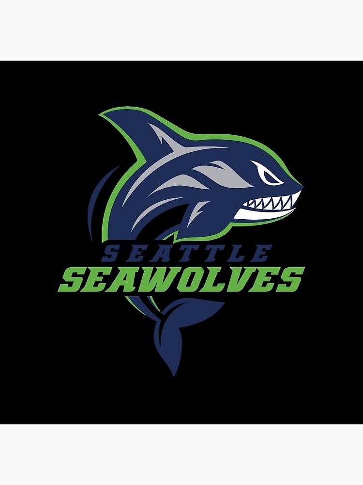 Seattle Seawolves Rugby by 47-artshop