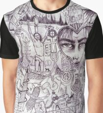 Israeli history Graphic T-Shirt