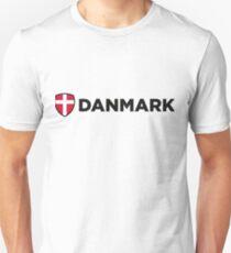 National flag of Denmark T-Shirt
