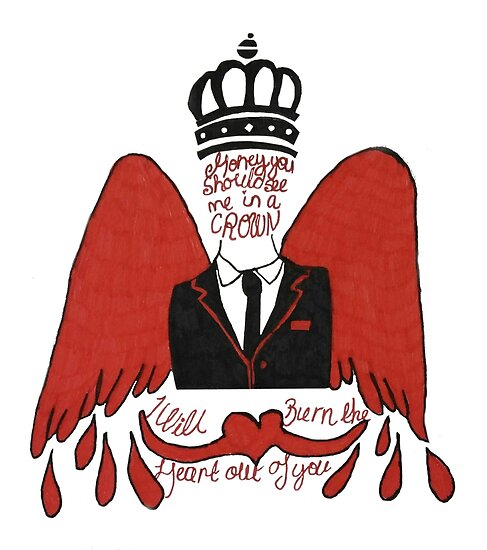 moriarty you should see me in a crown by phan-direction