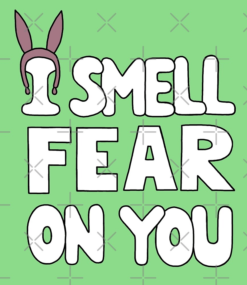 I Smell Fear on You by kdm1298