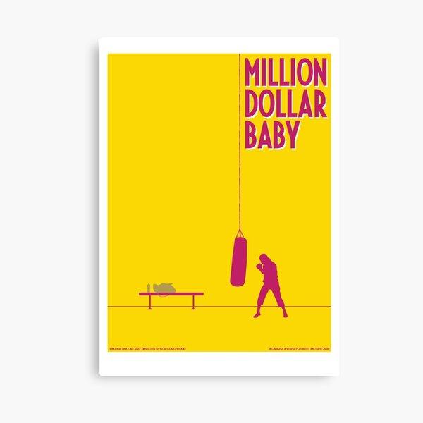 Million dollar baby Canvas Print