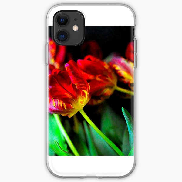 Tulips iPhone Soft Case