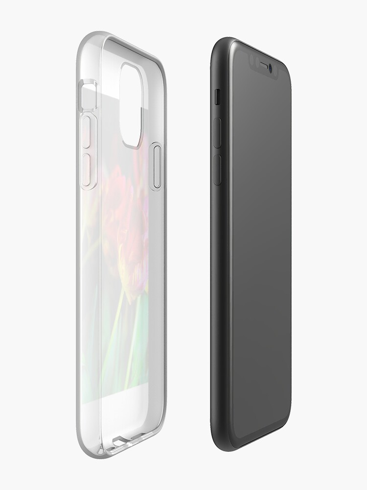 Alternate view of Tulips iPhone Case & Cover