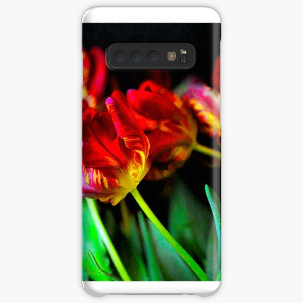 Tulips Samsung Galaxy Snap Case