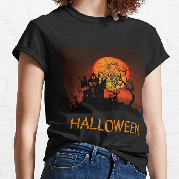 Halloween day design Classic T-Shirt