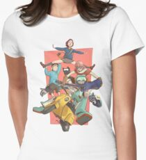 Fooly Cooly Women's Fitted T-Shirt