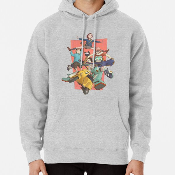 Fooly Cooly Pullover Hoodie