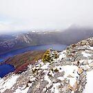 Winter Scene by Harry Oldmeadow