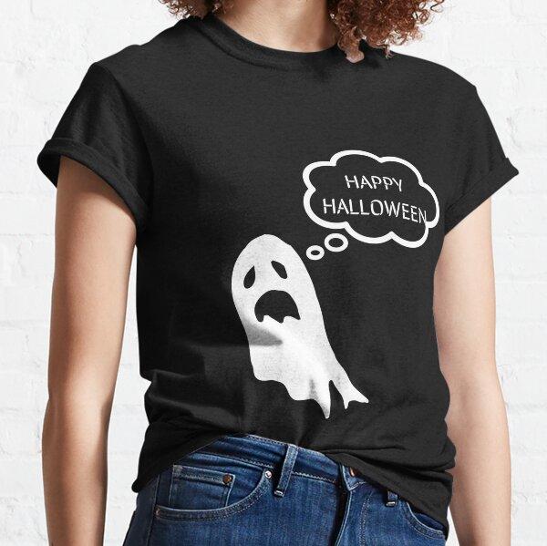 Halloween ghost... Classic T-Shirt