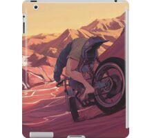 Strange Sunset iPad Case/Skin