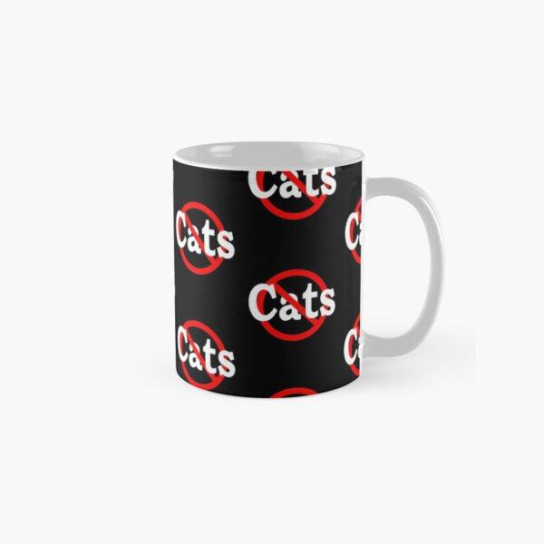 No Cats Classic Mug