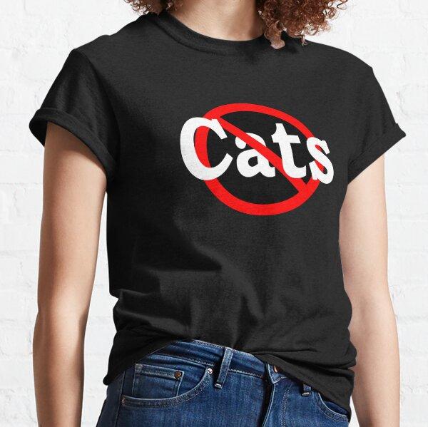 No Cats Classic T-Shirt