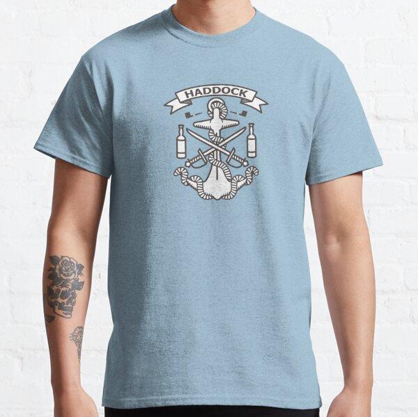 Haddock sailing the seas Classic T-Shirt