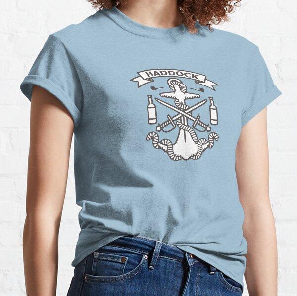 Abadejo navegando los mares Camiseta clásica