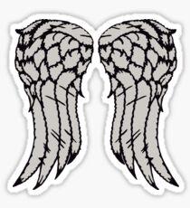 Daryl Wings Sticker
