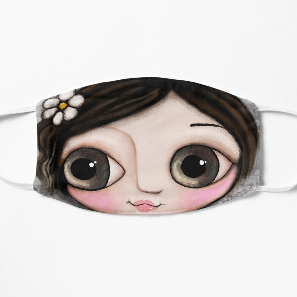 Mother and daughter Flat Mask